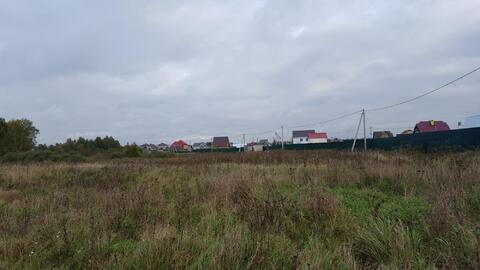 Земельный участок 8 соток М.О, Раменский район, рядом с д. Бояркино - Фото 1