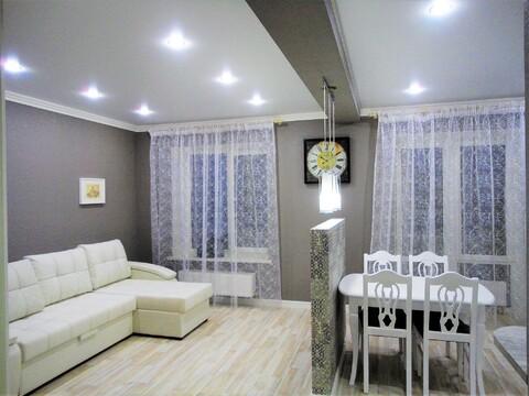 Посуточно 1 комнатная ул. Николая Ершова, 62г, ЖК Арт-Сити - Фото 1