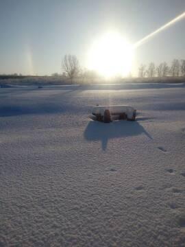 14 га с/х земли 72 км от МКАД Киевское шоссе, свет, вода, отл.дорога - Фото 1