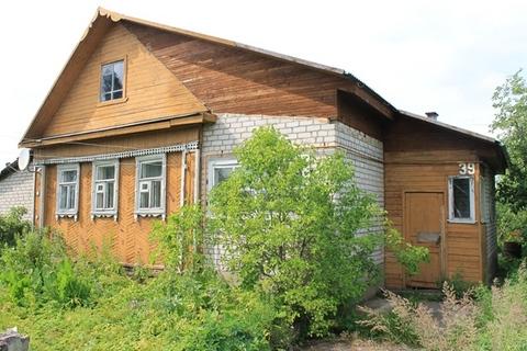Продаю дом, земельный участок 25 соток в д. Титово, в 4 км от г. Кимры - Фото 1