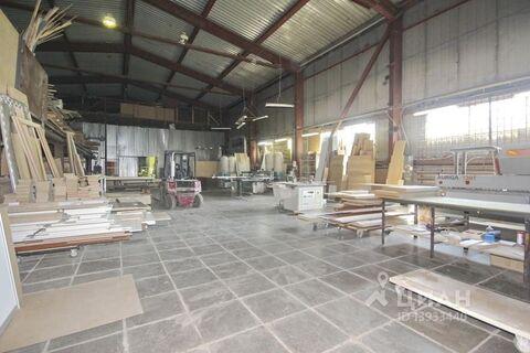 Производственное помещение в Тюменская область, Тюмень ул. Чекистов . - Фото 1