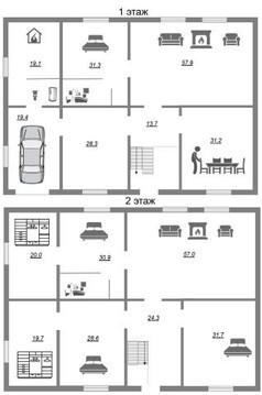 Продается дом ул. Чирская - Фото 3