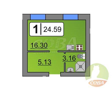 Продажа квартиры, Боровский, Тюменский район, Ул. Мира - Фото 1