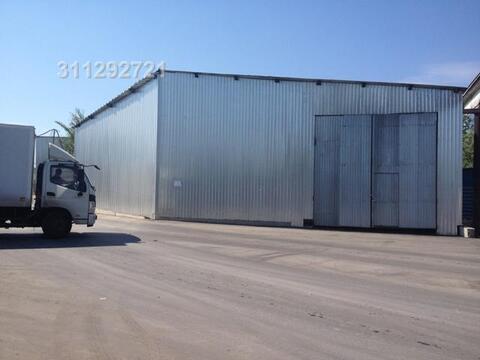 Под склад, ангар из металлоконструкций, холод, выс. потолка: 5,5 м, о - Фото 2