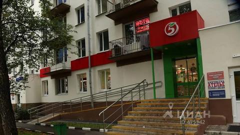 Офис в Москва Черноморский бул, 17к1 (10.2 м) - Фото 1