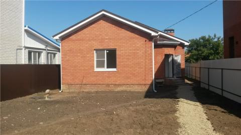 Готовый дом 120 кв.м на 5 сотках в прикубанском районе - Фото 2