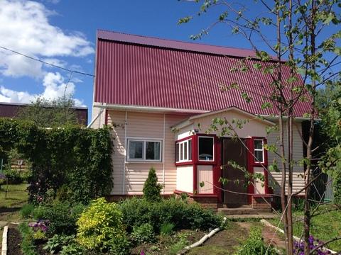 Дом 115 кв. м в д. Осоргино - Фото 1