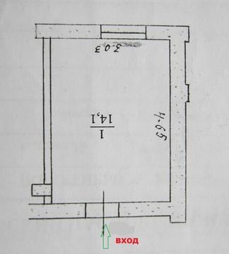 Квартира-малосемейка на пер. Рабочем, д. 35 - Фото 3
