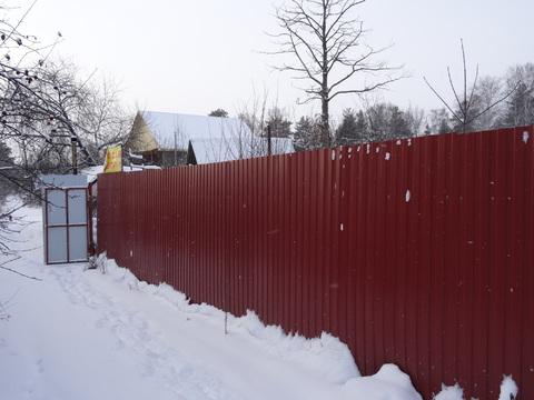 Участок с домом, СНТ Запрудный, п. Исток, черта Екатеринбурга. - Фото 1