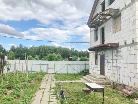 Продам участок с домом у леса на солнечной стороне. - Фото 1