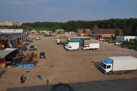 Производственные помещения 4915 кв.м на 3 гектарах земли - Фото 1