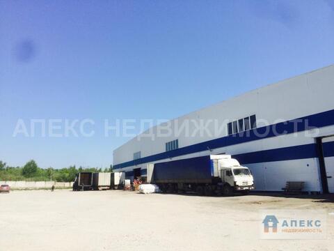 Аренда склада пл. 1800 м2 м. Аннино в складском комплексе в Чертаново . - Фото 5
