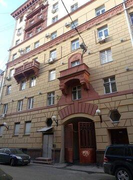 Продаю 4-комн. квартиру 133 кв.м, м.Красные ворота - Фото 1