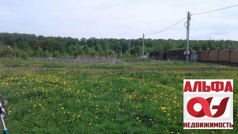 Земельный участок, 15 соток, Домодедовский округ, с. Вельяминово. - Фото 1