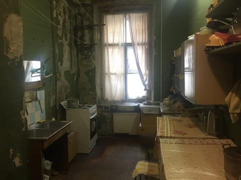 Продается комната в 5-комнатной квартире, ул. Пионерская, д. 45 Б - Фото 1