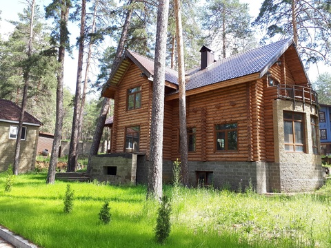 Срубовой дом в сосновом лесу! - Фото 2