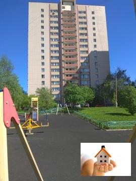 3-х комнатная квартира, Капотня 5 квартал д 17 - Фото 1