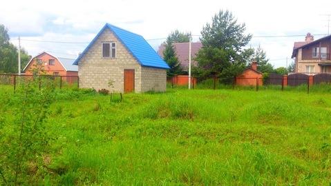 Участок 12 соток ИЖС в дер.Сутоки, Щелковского района. - Фото 3