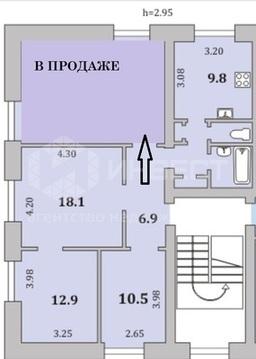 Комната, Мурманск, Лобова - Фото 1