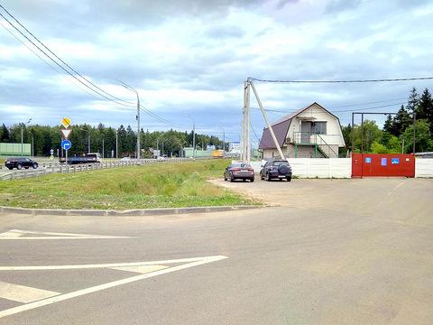 Земля под бизнес на автодороге Москва - Дмитров развязка А-104 с А-107 - Фото 1
