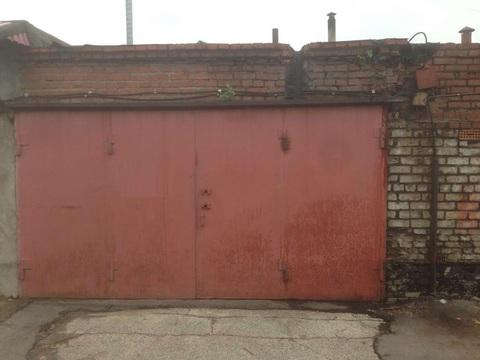 Продам капитальный гараж. - Фото 1