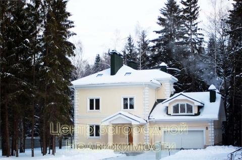 Дом, Киевское ш, Боровское ш, 14 км от МКАД, Большое Покровское, в . - Фото 3