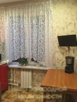 Двухкомнатная Квартира Область, улица Горького, д.6а, вднх, до 30 мин. . - Фото 3
