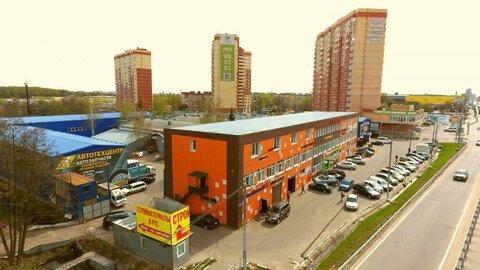 Продается Торговый центр. , Щелково Город, Фряновское шоссе 72 - Фото 4