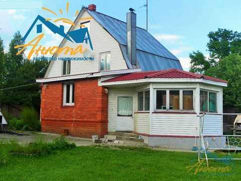 Дом со всеми коммуникациями на 24 сотках в городе Жуков - Фото 1