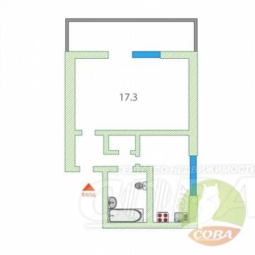 Продажа квартиры, Богандинский, Тюменский район, Ул. Строителей - Фото 1