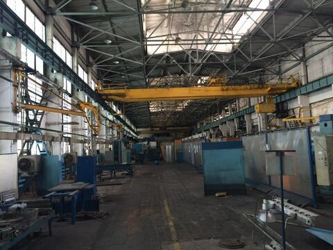 Сдам производственно-складскую площадь 3000 кв. м. - Фото 1