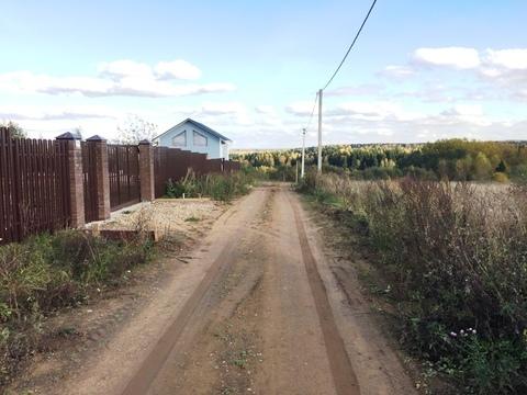 Участок 7 соток, д.Сазонки, 40 км. от МКАД по Дмитровскому шоссе, - Фото 1