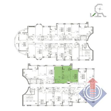Продажа квартиры, Развилка, Ленинский район - Фото 2