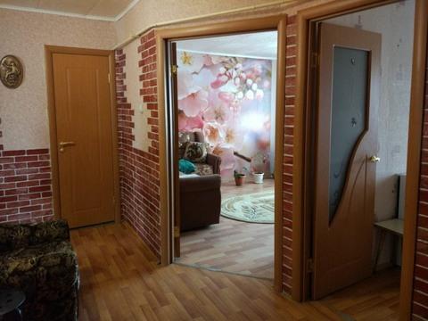Продаётся 3-комн. квартира в с. Горицы ул. Механизаторов 53 - Фото 1