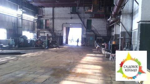 Под произ-во/склад, капитальное строение, неотаплив. /отаплив, выс, - Фото 3