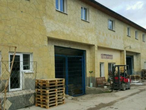 Аренда склада, Севастополь, Гидронавтов б-р. - Фото 1