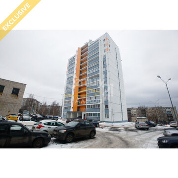 Студия в новом доме на ул. Антонова, д. 8 - Фото 1
