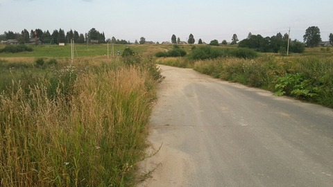 Продажа земельного участка, Пречистое, Любимский район - Фото 2