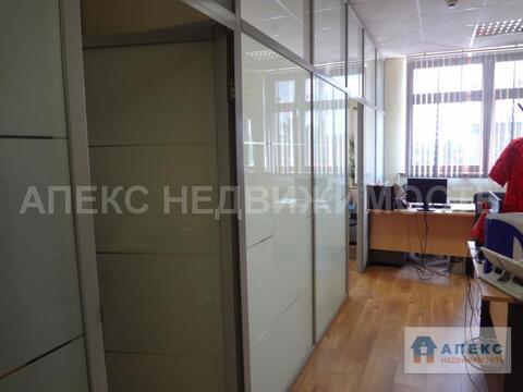 Аренда офиса 65 м2 м. Рязанский проспект в бизнес-центре класса С в . - Фото 3