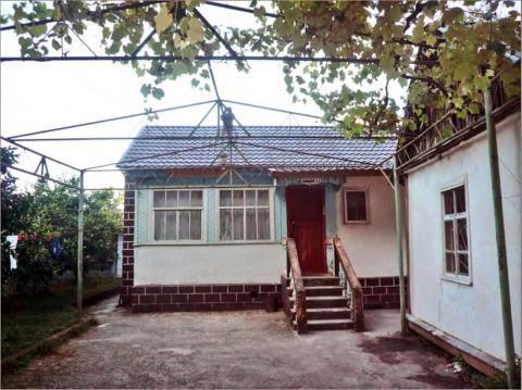 Абхазия. Пицунда. Одноэтажный кирпичный дом - 60 кв.м. + гостевой. - Фото 2