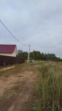 Земельный участок 8 соток М.О, Раменский район, рядом с д. Бояркино - Фото 4