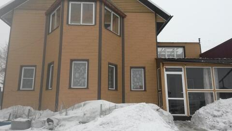 Продажа дома, Иркутск, Тихий плёс-2 - Фото 1