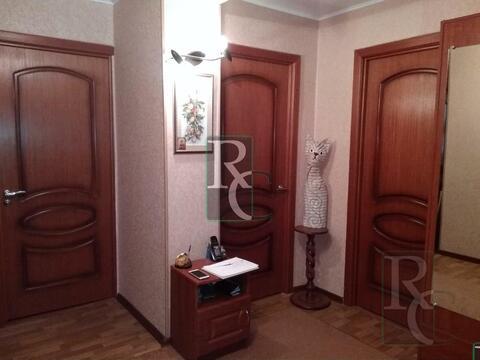 Продается трехкомнатная квартира в Севастополе. на Пр.Победе - Фото 1