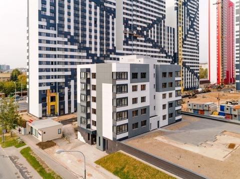 3-комн. квартира 75,52 кв.м. в доме комфорт-класса в ВАО Москвы - Фото 2