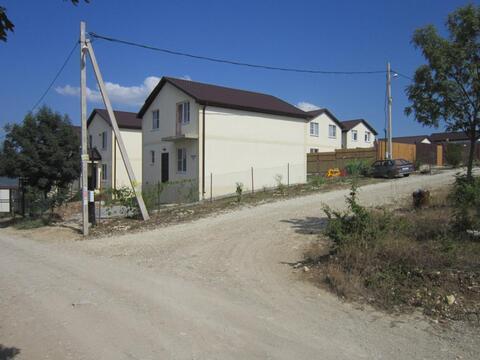 Купить новый двухэтажный дом в пригороде г. Новороссийск - Фото 1