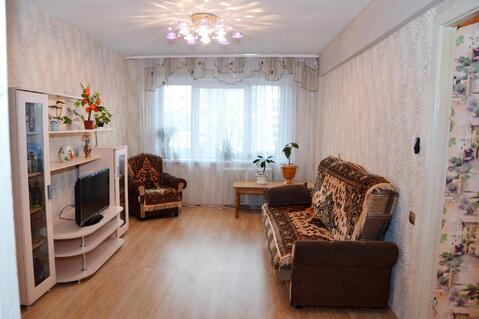 3-х комнатная квартира на Чкалова, Купить квартиру в Витебске по недорогой цене, ID объекта - 316873367 - Фото 1