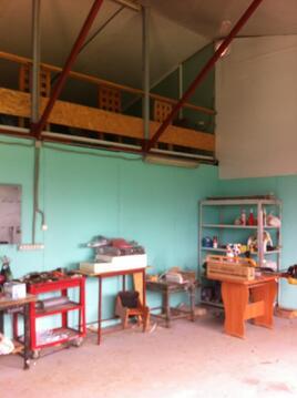 Многофункциональная мастерская 200 кв.м, дом 50 кв.м. на участке ПМЖ - Фото 3