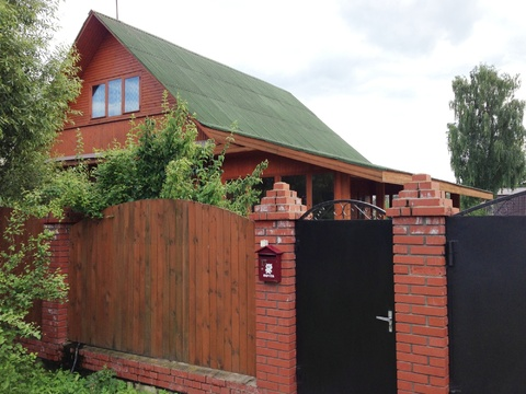 Дом с удобствами на Волге - Фото 2