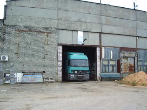Сдаётся складское помещение 3600 м2 - Фото 1