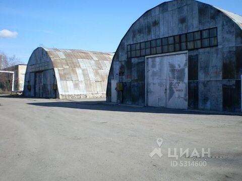Продажа склада, Тюмень, Ул. Госпаровская